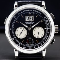 A. Lange & Söhne Datograph pre-owned 41mm Platinum