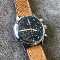 Wittnauer Chronograph 38mmmm Manual winding 1960 pre-owned
