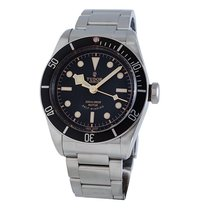 Tudor Black Bay Steel 41mm Black No numerals United States of America, Massachusetts, Andover