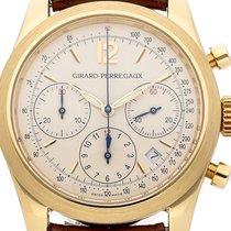 Girard Perregaux Růžové zlato 40mm Automatika 49560-0-52-8148 použité Česko, Praha