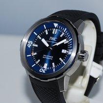 IWC Aquatimer Automatic Staal 42mm Blauw Arabisch Nederland, Vught