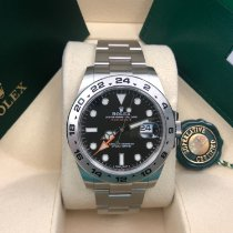 Rolex Explorer II Steel 42mm No numerals