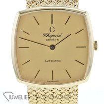 Chopard Classic Yellow gold 31mm Gold No numerals