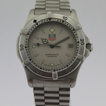 TAG Heuer 2000 Steel 36mm No numerals