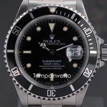 Rolex Submariner Date Classic Green Full Set Z Full Set Für