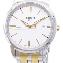 Tissot Classic Dream Staal 38mm Wit