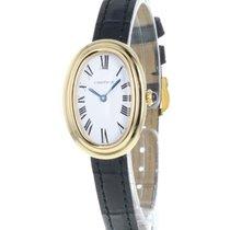 Cartier Baignoire Żółte złoto 23mm