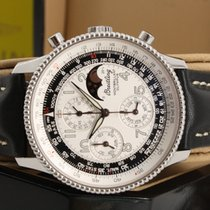 Breitling pre-owned Automatic 42mm White Sapphire Glass 3 ATM