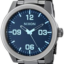 Nixon Steel 48mm Quartz new