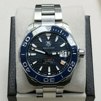 TAG Heuer Aquaracer 300M Steel 41mm Blue United States of America, California, San Diego