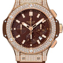 Hublot Rose gold 44mm Automatic 301.PC.3180.RC.1704 pre-owned