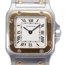 Cartier Santos Galbée Acero 24mm