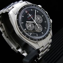 Omega 311.30.42.30.99.001 Steel 2010 Speedmaster Professional Moonwatch 42mm pre-owned