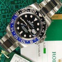 Rolex GMT-Master II 116710BLNR 2014 nov