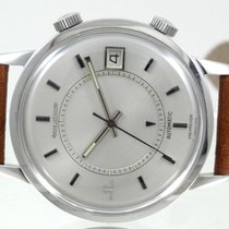 Jaeger-LeCoultre Steel Automatic Alarme pre-owned