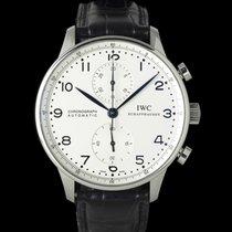 IWC Portuguese Chronograph 3714 подержанные