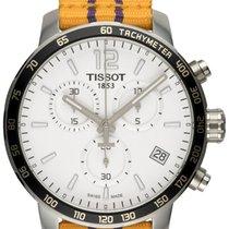 Tissot T095.417.17.037.05 Steel 2020 Quickster 42mm new