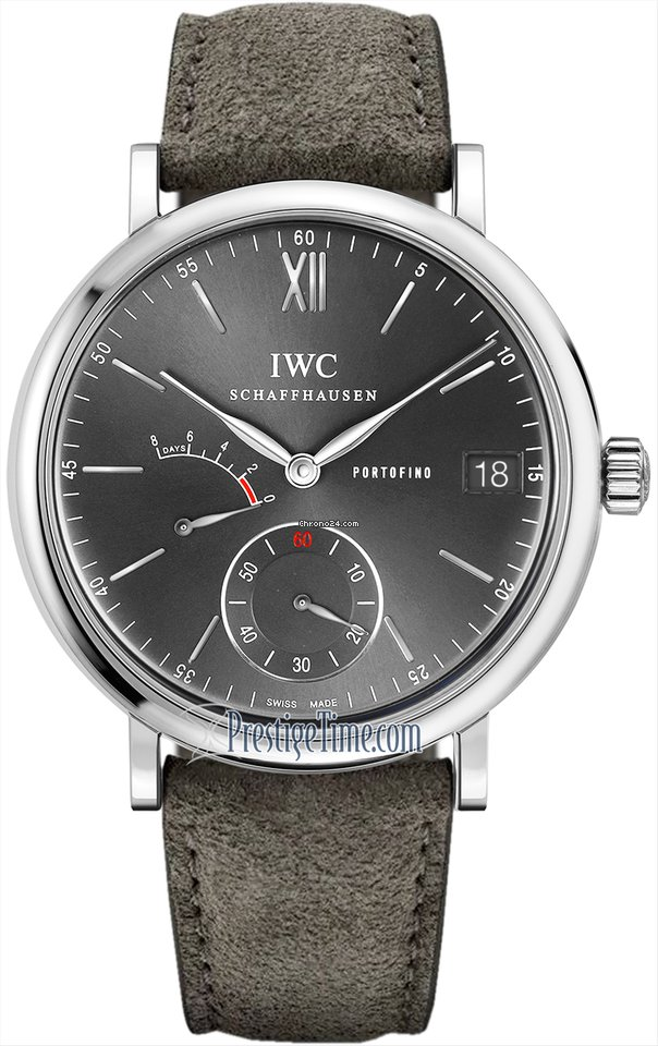 IWC Portofino Hand-Wound iw510115 2021 новые