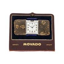 Movado Argent Remontage manuel Arabes 48mm occasion