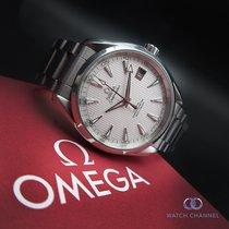 Omega Seamaster Aqua Terra Steel 41.5mm Silver No numerals South Africa, Johannesburg
