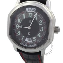 Daniel Roth Steel 38mm Automatic 857.ST pre-owned