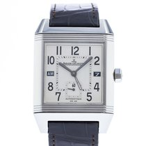 Jaeger-LeCoultre Reverso Squadra Hometime Q7008420 Very good Steel 35mm Automatic