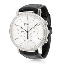 Piaget Altiplano White gold 41mm Silver United States of America, New York, New York