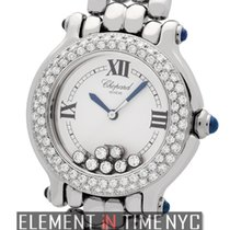 Chopard Steel 32mm Quartz 27/8291-2005 pre-owned United States of America, New York, New York