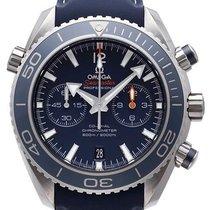 Omega 232.92.46.51.03.001 Titane 2020 Seamaster Planet Ocean Chronograph 45,5mm nouveau