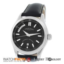 Armand Nicolet Steel 43mm Automatic AN9141A pre-owned United States of America, New York, New York