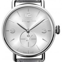 Bell & Ross Vintage BRWW1-ME-AG-SI/SCR new