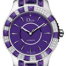 Dior Christal Steel Purple United States of America, New York, Brooklyn