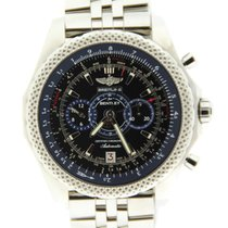 Breitling Supersports Chronograph Stainless Steel