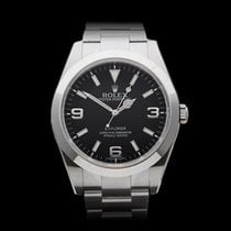 Rolex Explorer I Stainless Steel Gents 214270 - W3404