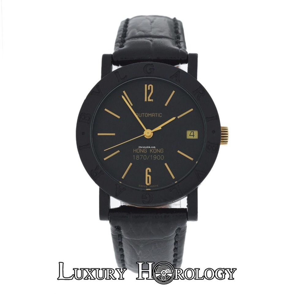 5668c605d Bulgari Carbon watches - all prices for Bulgari Carbon watches on Chrono24