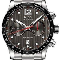 Mido Multifort Chronograph Caliber 60 M025.627.11.061.00
