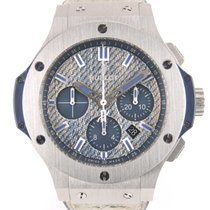 "Hublot Big Bang ""Jeans"" 301.SX.2770 limited edition."
