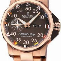 Corum Admiral's Cup Competition 48 Rose Gold Bracelet