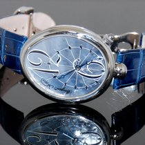 Breguet Reine de Naples Automatic 35mm 8967st/v8/986 blue