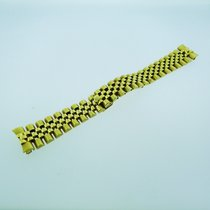 Rolex Vintage 8386 Jubilee Solid 18k Yellow Gold Bracelet 20mm...
