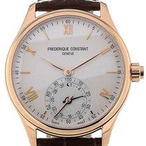 Frederique Constant Horological Smartwatch 42 Quartz Brown...