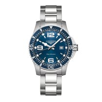 Longines HydroConquest Quartz Blue Dial Men's Watch L37404966