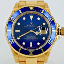 Rolex Submariner 16618 RRR 2008 Mint Condition Mint Condition