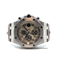 Audemars Piguet Royal Oak Offshore Chronograph Acero 42mm Champán Arábigos España, Madrid