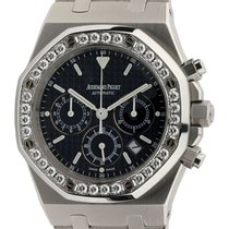 Audemars Piguet Royal Oak 39mm Steel Diamond Set 25860ST.OO.11...