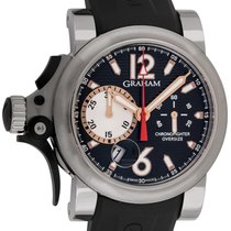 Graham : Chronofighter Oversize Trigger R.A.C. :  2TRBS.B20A.K...