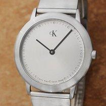 ck Calvin Klein K3411 34mm Men's Quartz 1990s Swiss Made Men's...