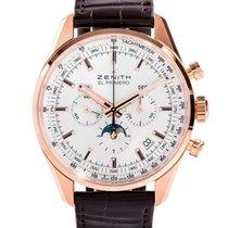 Zenith El Primero 410 nowość 2021 Automatyczny Zegarek z oryginalnym pudełkiem i oryginalnymi dokumentami 18.2091.410/01.C494