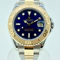Rolex Yacht-Master 18k YG & SS mid size Automatic watch