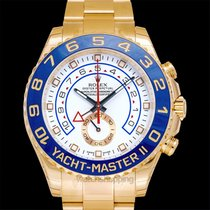 Rolex Yacht-Master II Yellow gold 44.00mm White United States of America, California, San Mateo